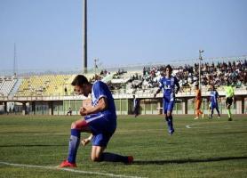 پیروزی گل گهر سیرجان در هفته دوم لیگ دسته یک ، تساوی آلومینیوم اراک و فجرسپاسی شیراز