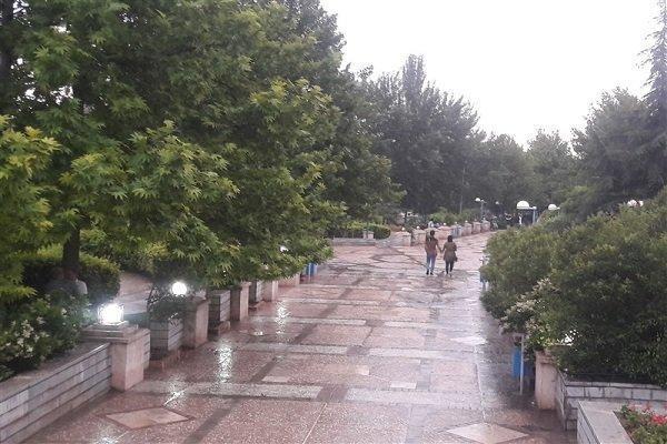 فردا در اصفهان شاهد وزش باد شدید خواهیم بود
