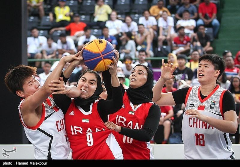 همگروه های تیم بسکتبال زیر 23 سال بانوان معین شدند