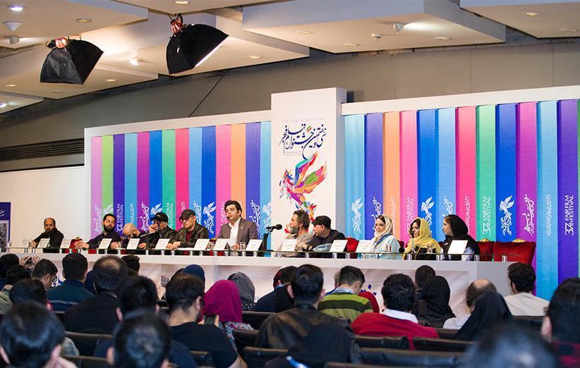 در نشست های خبری اولین روز جشنواره فیلم فجر چه گذشت؟