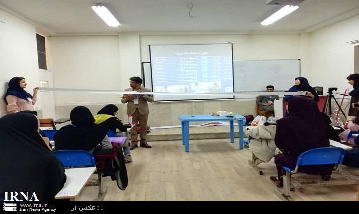 دوره بین المللی آموزش ستاره شناسی ایران در بوشهر برگزار گردید