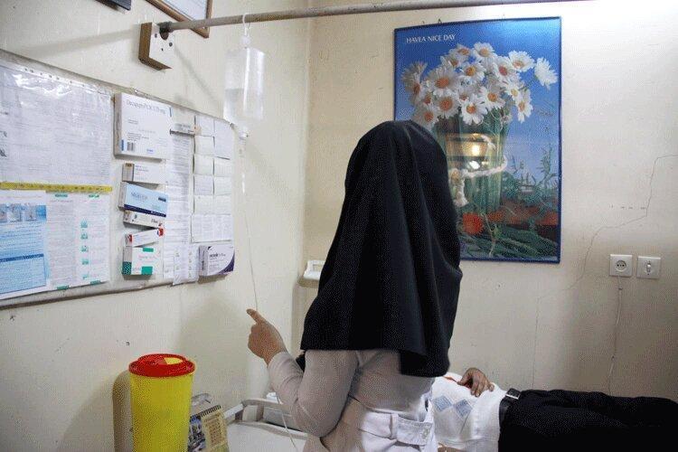 کمبود پزشک متخصص در قلعه گنج