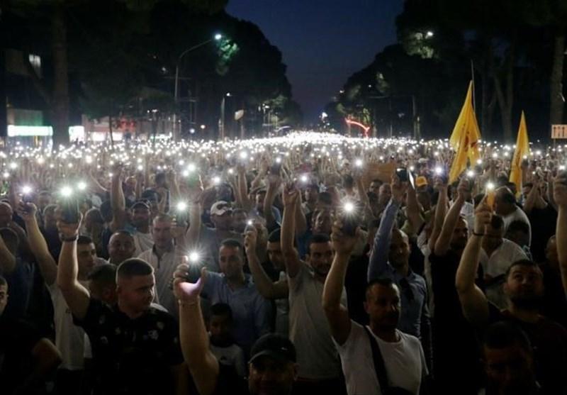 معترضان آلبانیایی خواهان تحریم انتخابات و برکناری نخست وزیر شدند