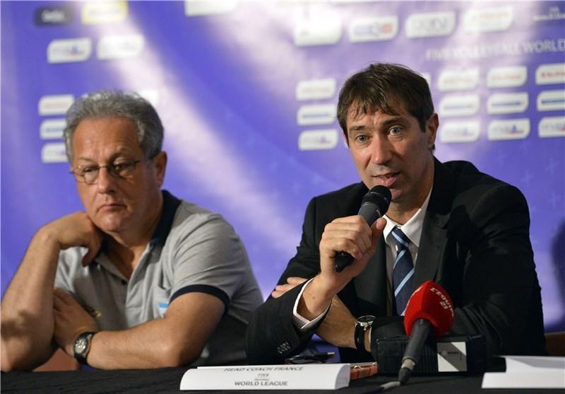 تیلی: بازیکنانم مقابل ایران فوق العاده بودند، تونیوتی: امیدوارم ایران به مرحله نهایی برسد