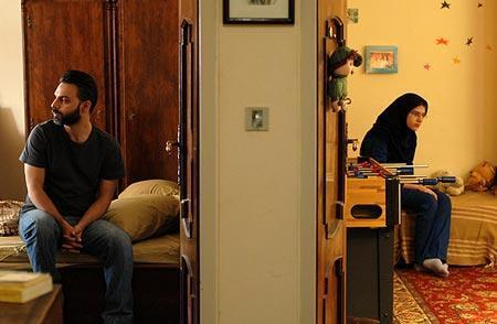 اصغر فرهادی در کنار جرج کلونی در آمریکا