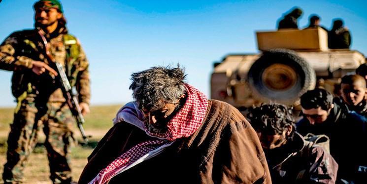 دستگیری یکی از سرکردگان داعش در غرب عراق