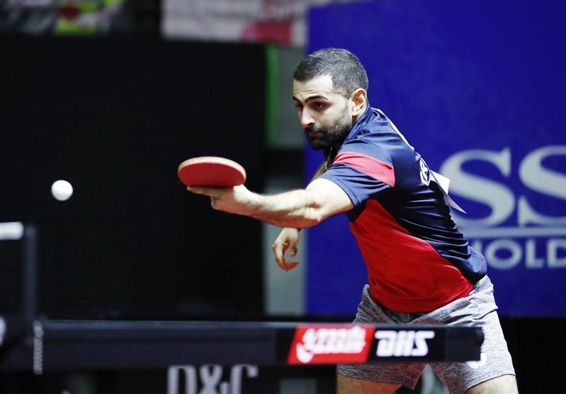 بازگشت نوشاد عالمیان به صدر بازیکنان آسیای میانه