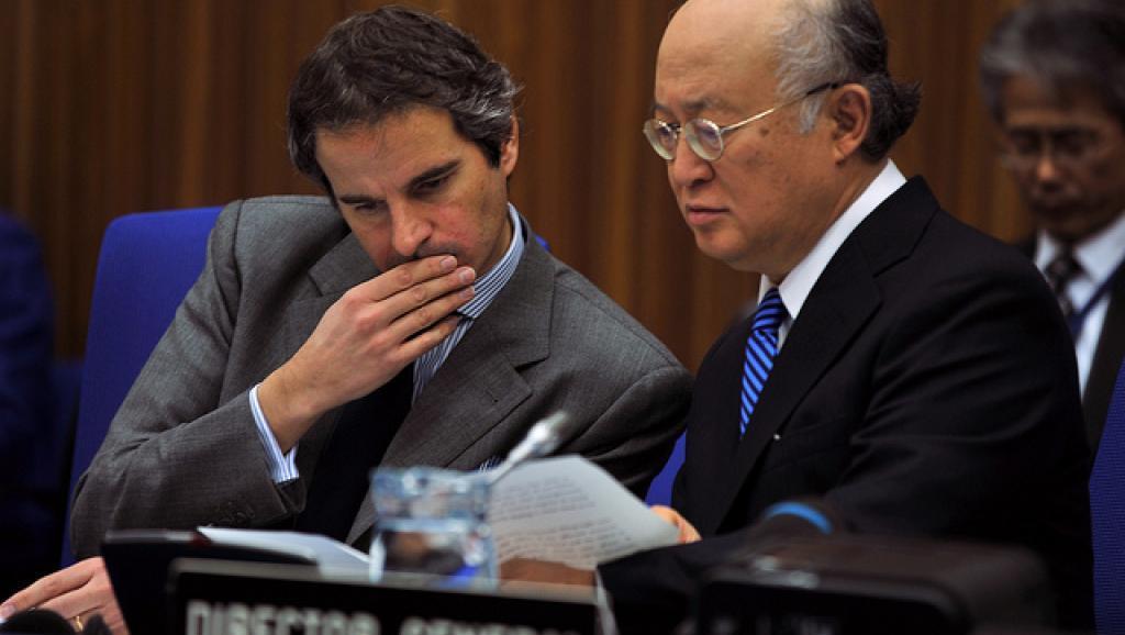 رای استمزاجی آژانس جهانی اتمی به نفع سفیر آرژانتین تمام شد