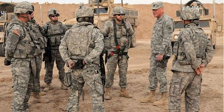 انتقال 40 نظامی دیگر از تروریست های آمریکایی از سوریه به عراق