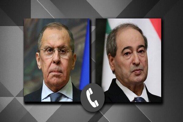 وزرای خارجه روسیه و سوریه درباره نشست سوچی رایزنی کردند
